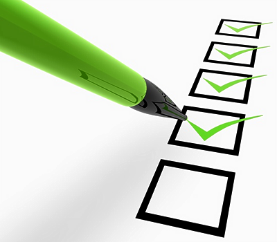 loan application checklist