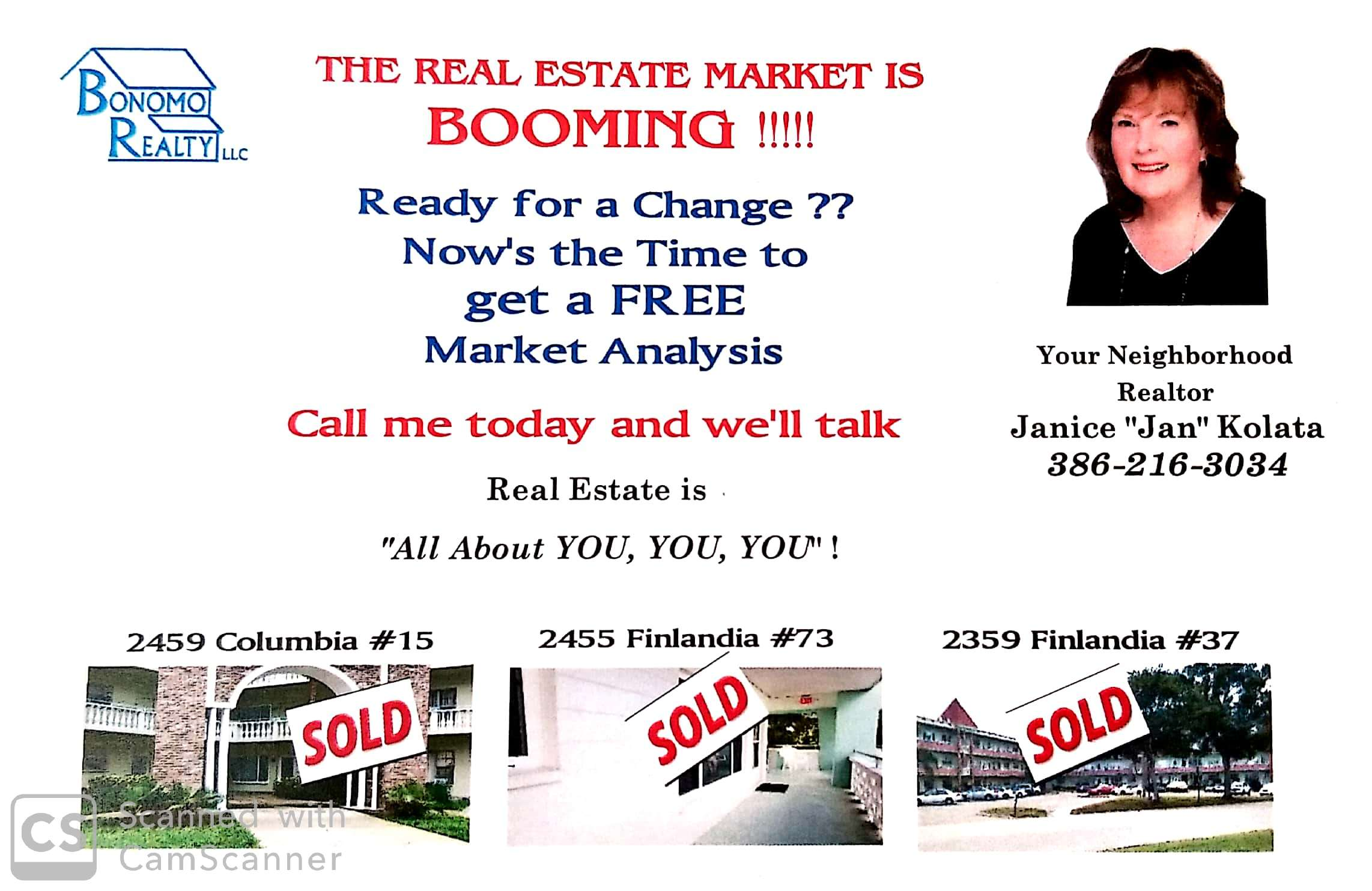 The Real Estate Market is Booming