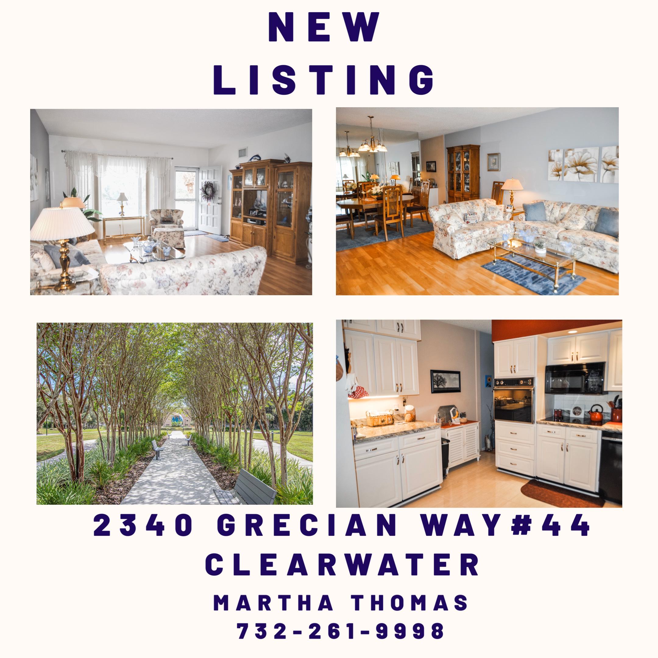 New Listing for Martha Thomas