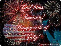 Happy Safe 4th July